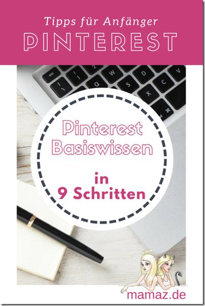 Pinterest Anleitung Anfaenger