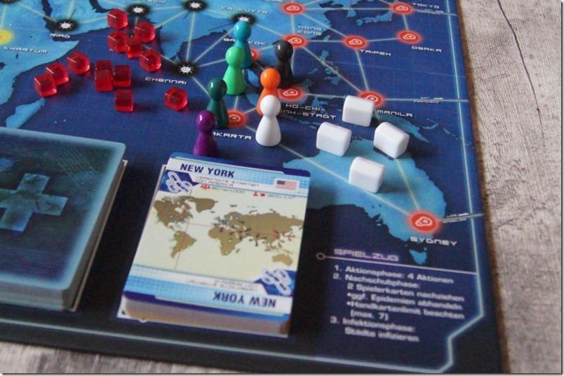 Asmodee Gesellschaftsspiel Pandemie
