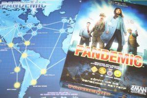 Gewinnspiel+Spieltipp: Gewinnt das Kultspiel Pandemic von Asmodee