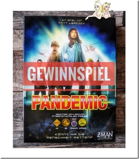 Gewinnspiel Pandemic Asmodee