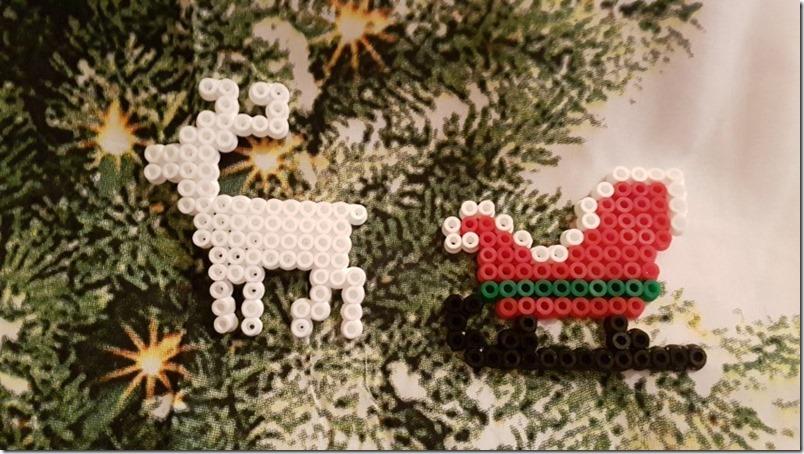 Bügelperlen Vorlagen Für Weihnachten Mamaz