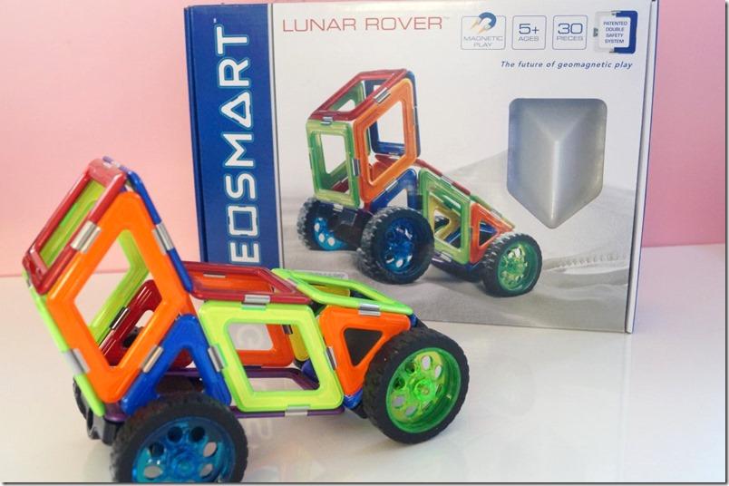 Lunar Rover Mondfahrzeug