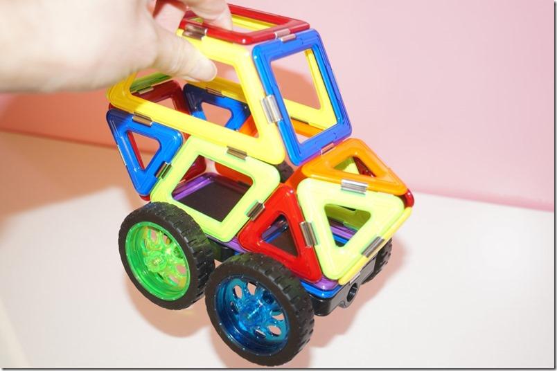 Magnetspielzeug GeoSmart