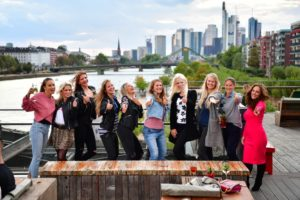 "Bloggerevent ""Frisch und fit"" mit Lights by TENA"