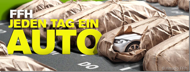 FFH Auto Gewinnspiel Logo